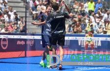 El Jaén Open verá la quinta final de Juan Lebrón y Paquito Navarro