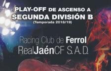 Pantalla gigante en La Victoria para ver el duelo entre Real Jaén y Racing de Ferrol