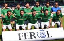 El Racing de Ferrol, rival del Real Jaén por el ascenso. Foto: R. Ferrol.