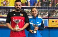 Tercer puesto para la jugadora del club jiennense. Foto: Hujase Jaén.