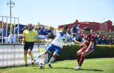 El Linares cae ante el Tenerife B en el primer asalto del playoff