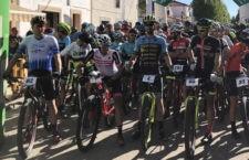 Triunfo del ciclista jiennense en Despeñaperros. Foto: FA Ciclismo.
