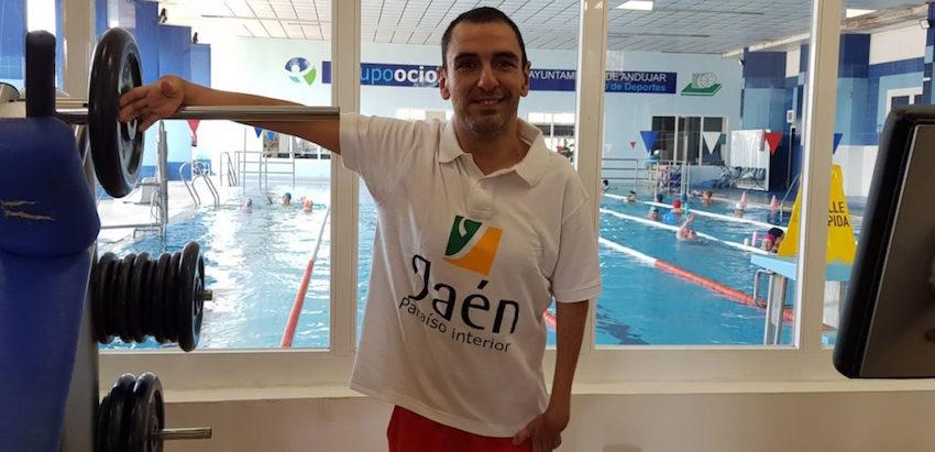 El iliturgitano Miguel Ángel Martínez Tajuelo nadará en el Open de Alemania