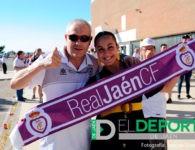 La afición en La Victoria (Real Jaén – Racing Ferrol)