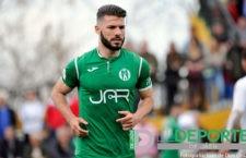 Álex Carmona se incorpora al Linares Deportivo para suplir la baja de Rosales