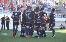 El cuadro algecireño, rival del Real Jaén. Foto: Algeciras CF.