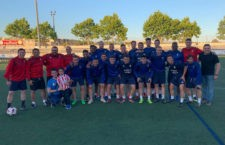 Algeciras y Real Jaén, viejos conocidos. Foto: Algeciras CF.