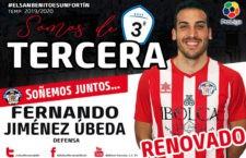 Fernando y Emilio Muñoz, primeras renovaciones del Atlético Porcuna