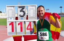 Carlos Hugo cierra su carrera como atleta alcanzando el centenar de trofeos