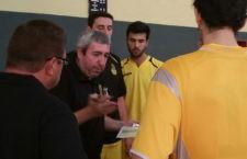 Antonio Navas, dirigirá al Martos en Liga EBA. Foto: FAB.