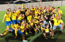 Los naveros, últimos campeones del torneo. Foto: CD Navas.