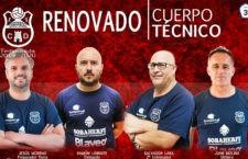 El CD Torreperogil mantiene la confianza en su cuerpo técnico