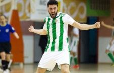 Chano, nuevo jugador del Jaén FS. Foto: LNFS.