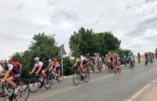 Gran nivel de participación en la prueba. Foto: Fed. Andaluza Ciclismo.