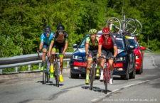 Díaz Gallego ronda el podio en el montañoso Tour de Saboya