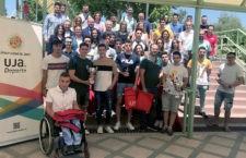 La Universidad de Jaén reconoce a sus deportistas en la Fiesta del Deporte Universitario 2019