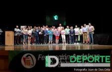 El baloncesto provincial cerró la temporada en la Gala FAB Jaén 2019