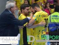 El Jaén FS cae con honores en la semifinal frente a ElPozo Murcia