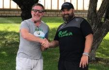 Nuevo entrenador para el equipo jiennense. Foto: Jaén Rugby.