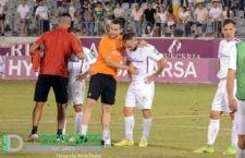 El Real Jaén fracasa en el playoff de ascenso