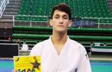 Javier Sánchez roza el podio en la Copa de España Junior de judo