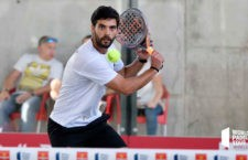 Buen estreno del jugador alcaudetense. Foto: WPT.