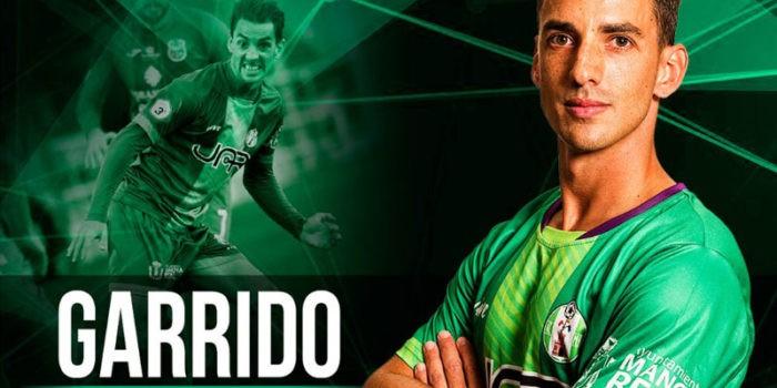 Manu Garrido cumplirá su tercera temporada en el Atlético Mancha Real