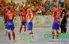 El Mengíbar FS despierta del sueño del ascenso antes de tiempo