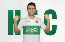 Héctor Jover firma por el Mengíbar FS. Foto: Elche CF.