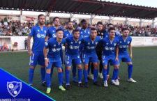 El Moralo golpea primero en la eliminatoria contra el Linares Deportivo
