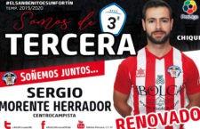 Nico, Gabri y Chiqui se suman al proyecto de Atlético Porcuna en Tercera