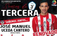 Uceda y Kiko continuarán en la disciplina del Atlético Porcuna
