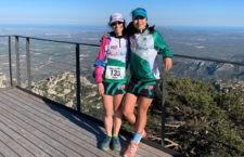 Silvia Lara suma un bronce en la Copa de España de Carreras Verticales