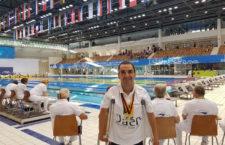 Tajuelo se cuelga tres oros en el Open Internacional de Berlín