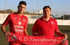 Pedro López llega procedente del Villcarrillo. Foto: CD Torreperogil.