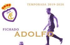 El joven defensa Adolfo Romero firma con el Real Jaén