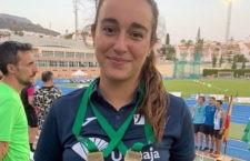 Dominio del Unicaja Atletismo en el Andaluz Absoluto de Nerja