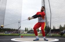 Alberto González estará en el Mundial de Atletismo de Doha