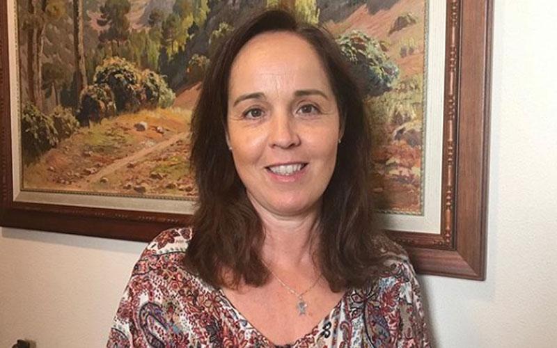 Ana Belén Jurado, responsable del Patronato de Deportes de Jaén
