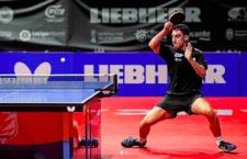 El linarense Carlos Caballero representará a España en el Europeo Absoluto de Tenis de Mesa