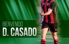 Dani Casado, nueva incorporación del Atlético Mancha Real