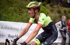 Un buen Díaz Gallego se codea con la élite del Tour de Austria