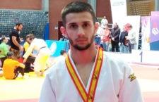 Eduardo Ordóñez, preparado para los Campeonatos de Europa Universitarios de Judo 2019