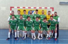 La selección de fútbol sala de la Universidad de Jaén participará en el Europeo de Braga