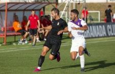 El Real Jaén cayó ante el Granada en su primer test de pretemporada