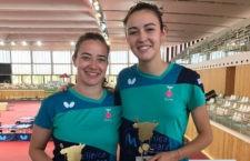 Las chicas del Hujase Jaén completan un buen papel en el Nacional de Tarragona