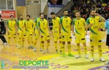 El Jaén FS comenzará la liga en casa ante el Viña Albali