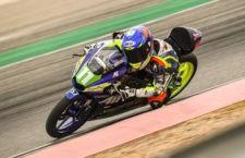 Jesús Torres logra una luchada sexta plaza en el circuito aragonés de MotorLand