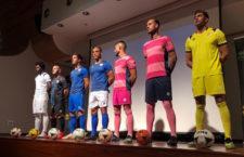 El Linares Deportivo vestirá tres equipaciones esta próxima temporada
