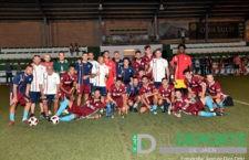 El Linares Deportivo se lleva el primer test de pretemporada ante el Villargordo